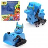 """Игрушка-трансформер """"GoGo Dino"""" синий 167"""