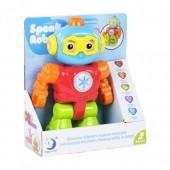 Говорящий игрушечный робот (eng) 2209-14