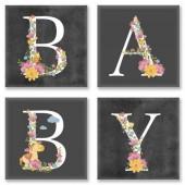 """Картина по номерам """"BABY, лофт"""" СН109"""