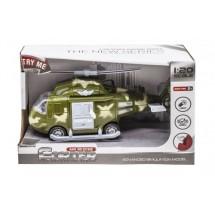"Вертолет ""Air Rescue"", зеленый 661-04D/661-05D"