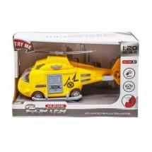 "Вертолет ""Air Rescue"", желтый 661-01E/611-01D/661-01"