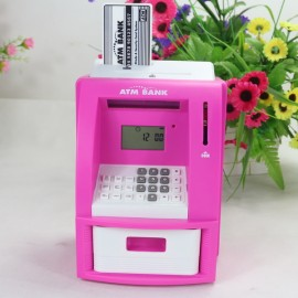 Электронная игрушка Копилка-банкомат