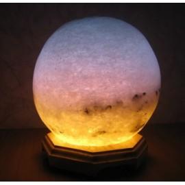 Солевой светильник Шар